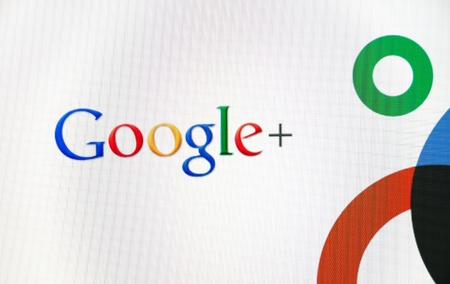 28: Kiev, Ukraine - Jule 21, 2011:  In June 28, 2011 Google Inc. launched a new social network called Google+.