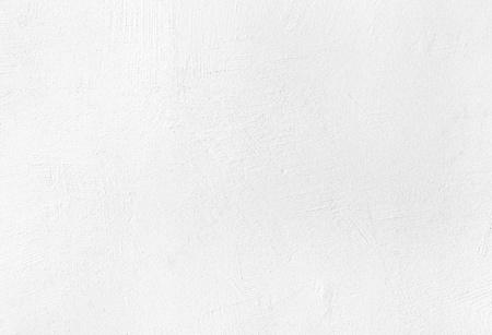 or blanc: Blanc texture de fond de plâtre avec des détails granuleuse et soulagement