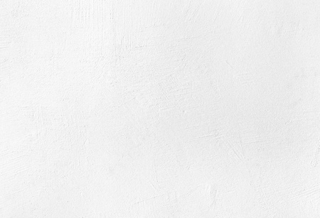 White plaster texture background with grainy detail and relief Фото со стока