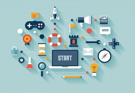 estrategia: nueva tendencia en marketing en medios sociales, y otra innovación de la industria del estilo de vida