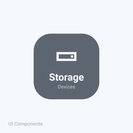 stotage hdd data backup files fully editable vector icon referring 24x24 pixel grid with the material design system for app design projects. 矢量图像