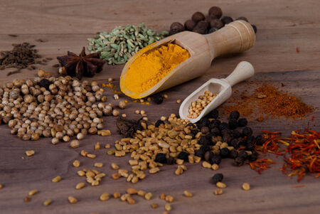 methi: Cooking ingredients  spices, powder and seeds