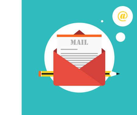 electronic commerce: Email marketing
