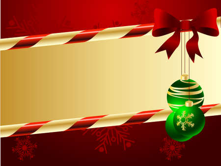 Christmas and New Years background Illustration