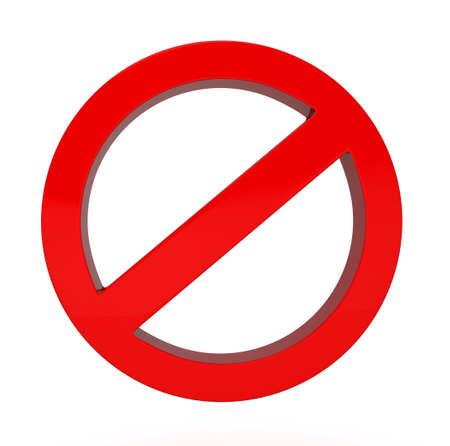danger do not cross: Do Not red warning sign