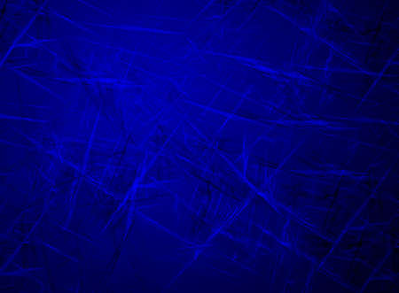 Scratched dark blue Grunge Background photo