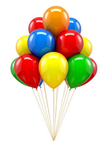 党のための赤い気球誕生日