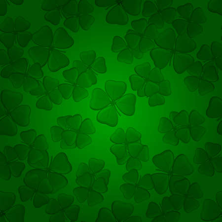 St. Patrick Day Background Vector