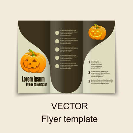 layout design template: Vector Brochure Layout Design Template.