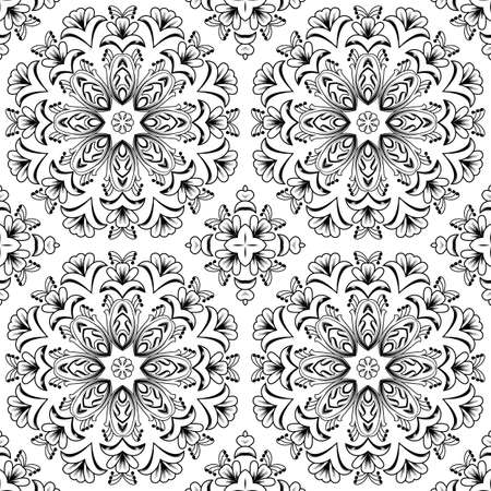 graphically: Vector seamless pattern. Abstract stylish background eps