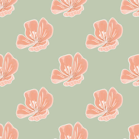 tileable background: color seamless tileable background pattern . illustration