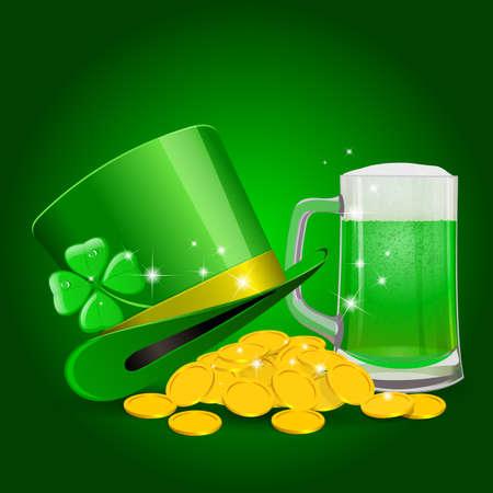 patrick: St. Patrick Day Background