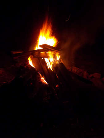 Backwoods Bon Fire