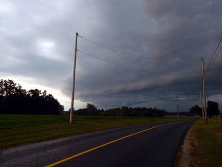 severe: Severe Thunderstorm in Little Britian, PA II