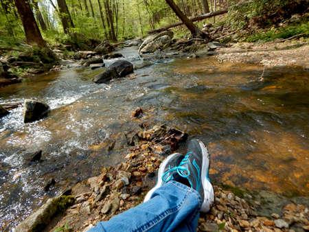 streamlet: Chillin Creek Feet