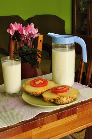 Breakfast home photo