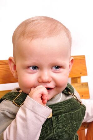 young boy Stock Photo - 4493247