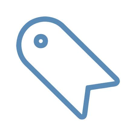 Tag Icon Stock Illustratie