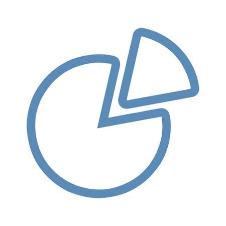 Pie Graphic Icon