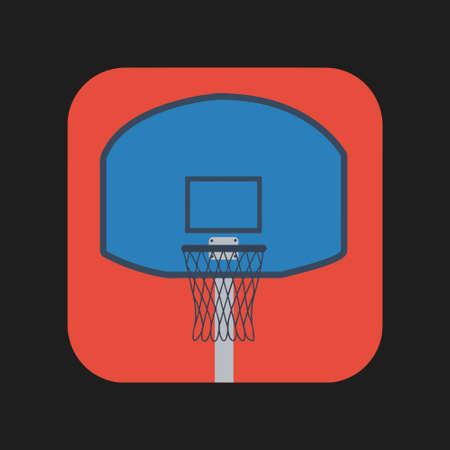 Basket ring Illustration