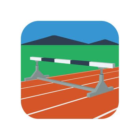 Steeplechase icon