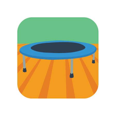 bounce: Trampoline icon