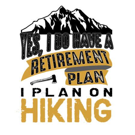 예, 은퇴 계획이 있습니다.