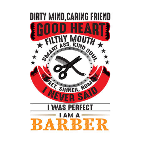 Dirty Mind, Caring friend good heart Illustration