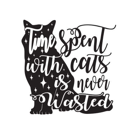Cat Animal Quote. Sorry I'm late my cat was sitting on me.