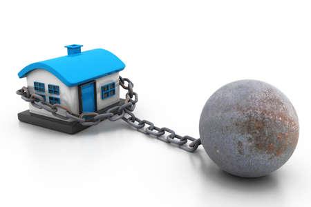 financial burden: Real Estate Mortgage