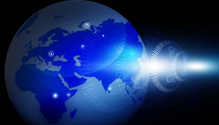fibber: Digital Earth concept