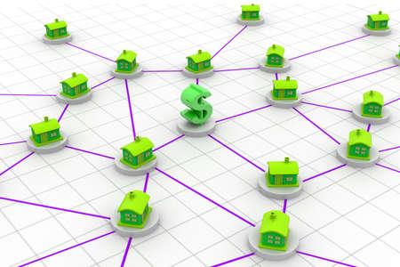 House network   photo