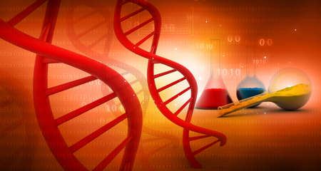 labratory: DNA with lab. science background;