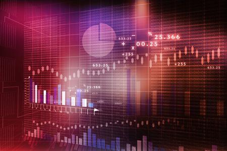 economical: Stock Market Chart