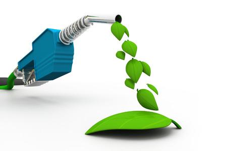 emissions: Eco fuel concept , Ecology concept