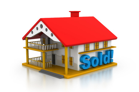 3d house sold    photo