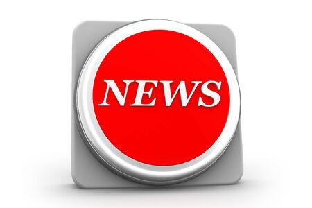 icone news: 3d Nouvelles ic�ne