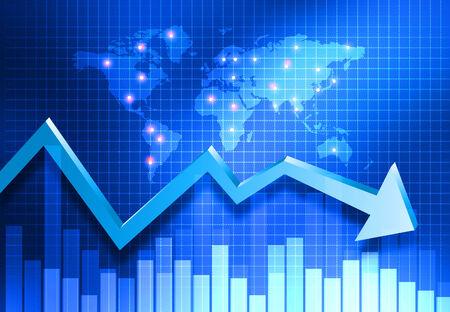decline: Business Graph