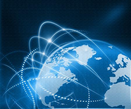 Réseau d'affaires mondial