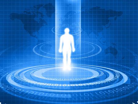 analyzed: Human body analyzed with new technology