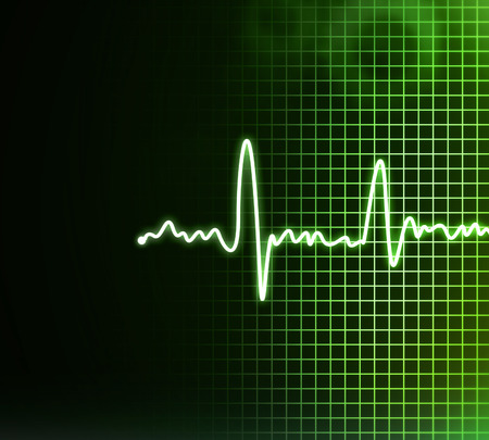 elettrocardiogramma: Sfondo Elettrocardiogramma