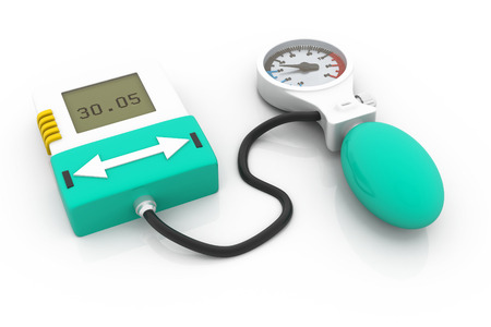 blood pressure monitor: Blood pressure monitor