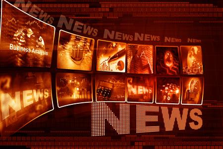 business news: Business news background