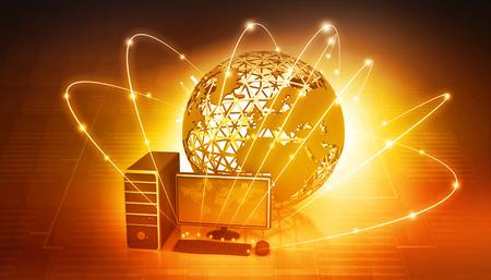 Globale Computer-Netzwerk