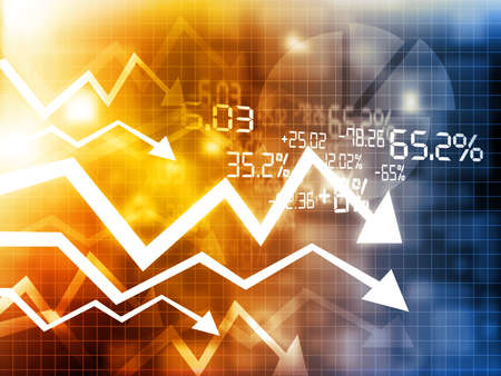 stock market crash: Stock market crisis