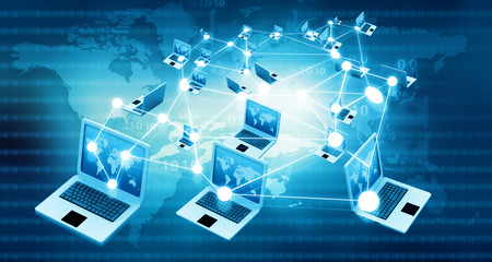 computer netzwerk: Computer Network