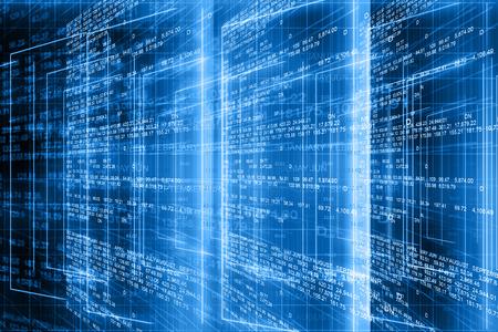 tecnologia: O melhor conceito do fundo do negócio Banco de Imagens