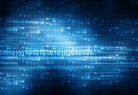 codigo binario: Alta tecnología fondo tecnológico