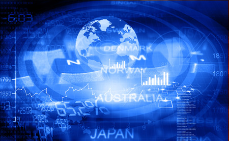E의 -commerce, 금융 배경