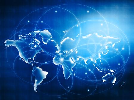 global network: Global business network